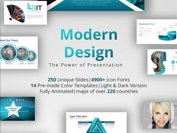 Project Status Report PowerPoint Templates