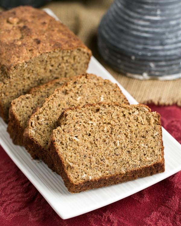Irish Brown Bread | That Skinny Chick Can Bake