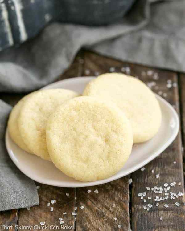 OldFashioned Amish Sugar Cookies That Skinny Chick Can Bake