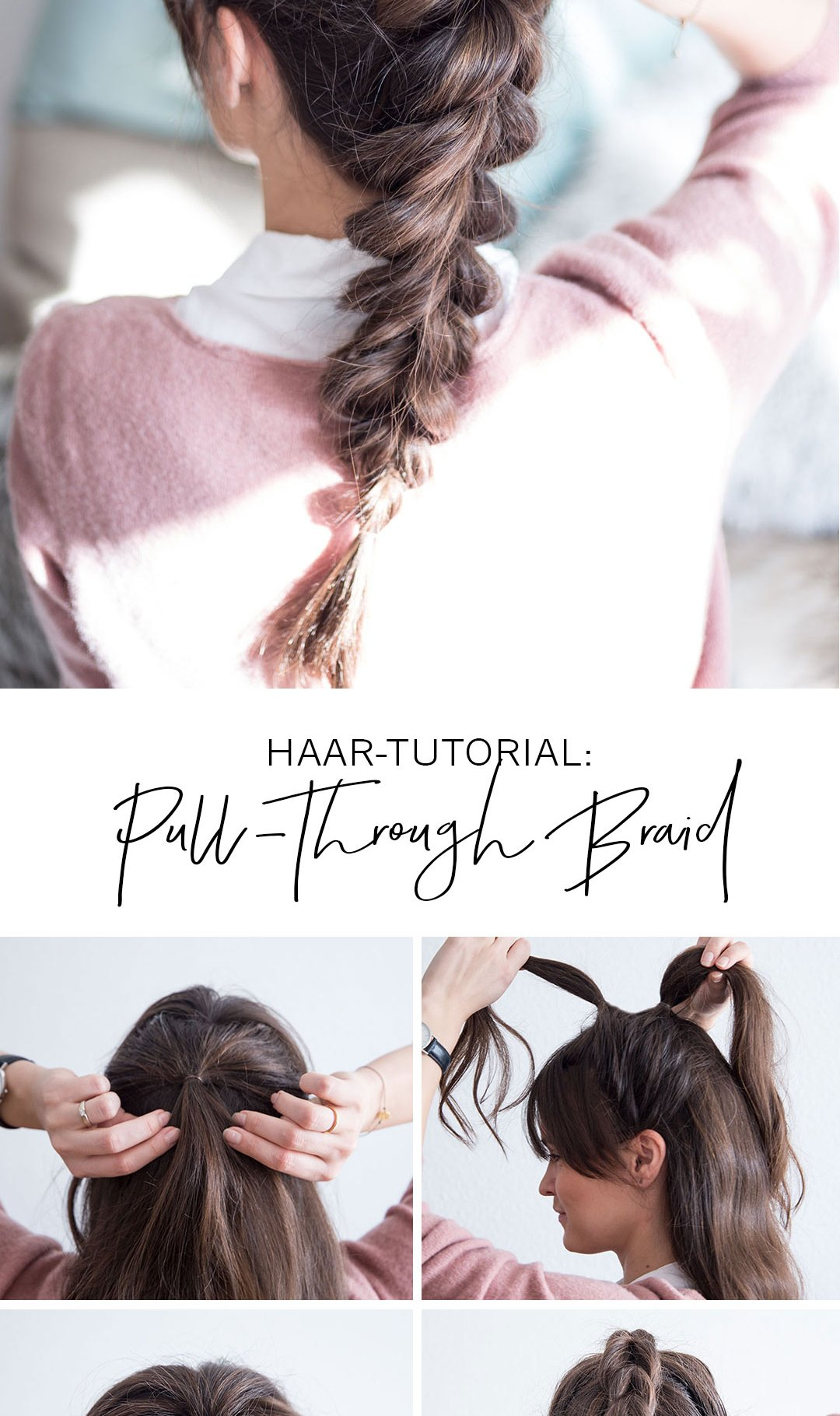 TUTORIAL PULL-THROUGH-BRAID