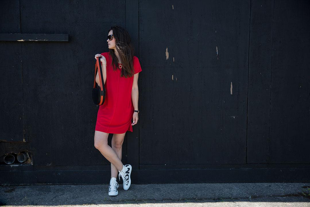 Die Farbe Rot so kreiert und kombiniert Ihr den perfekten