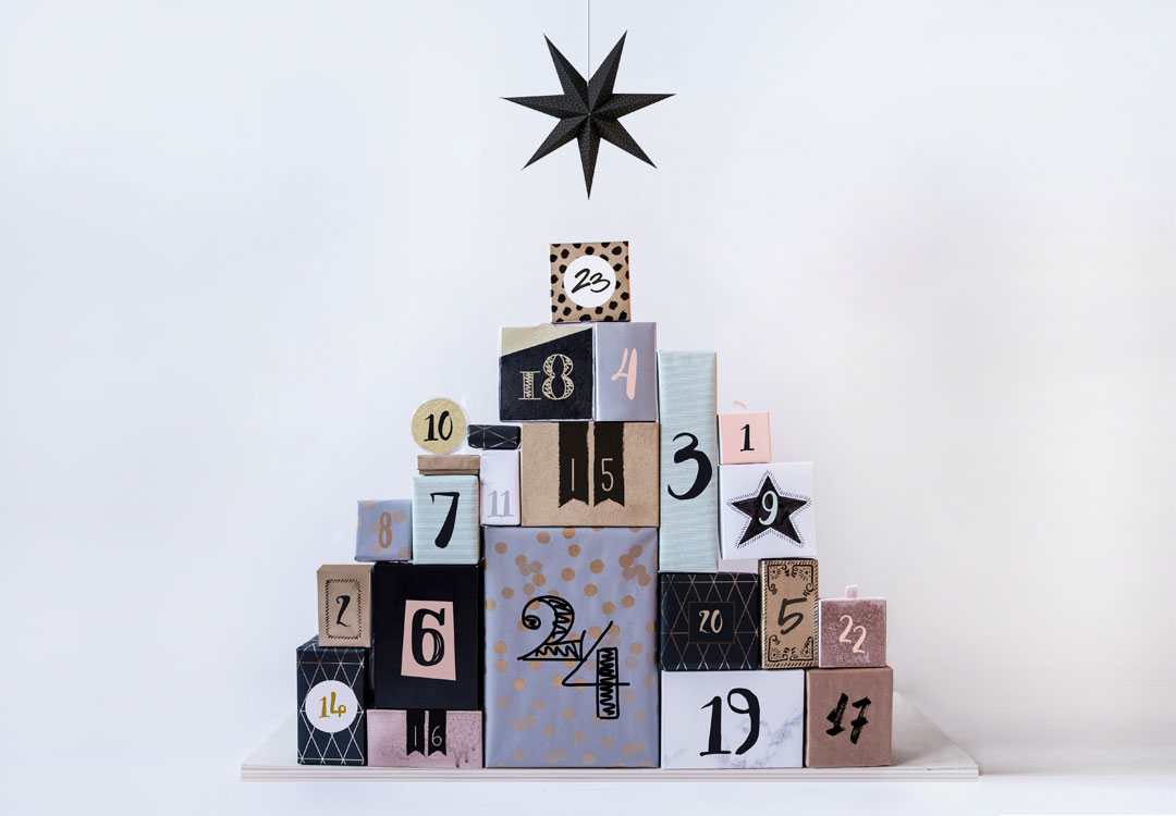 Tannenbaum-Adventskalender-DIY