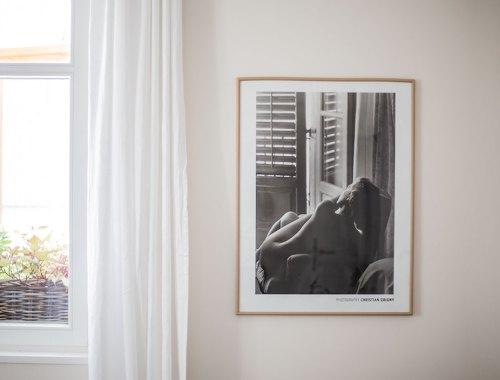 Zuhause mit Bildern
