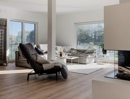 Smartes Zuhause Wohnzimmer