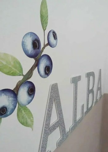 Blueberry - Ambient - Wall stories from ThatsMine