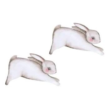 Bunny Benjamin 2 pcs - Wall stories from ThatsMine