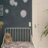 Blue Balloons - Ambient - Wall stories from ThatsMine