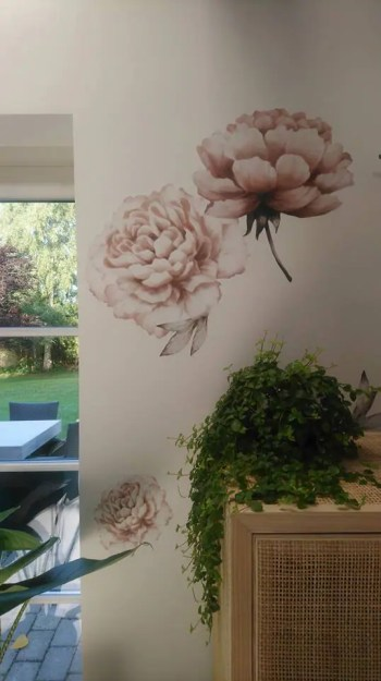 Peony Flower - Ambient - Wall stories from ThatsMine1