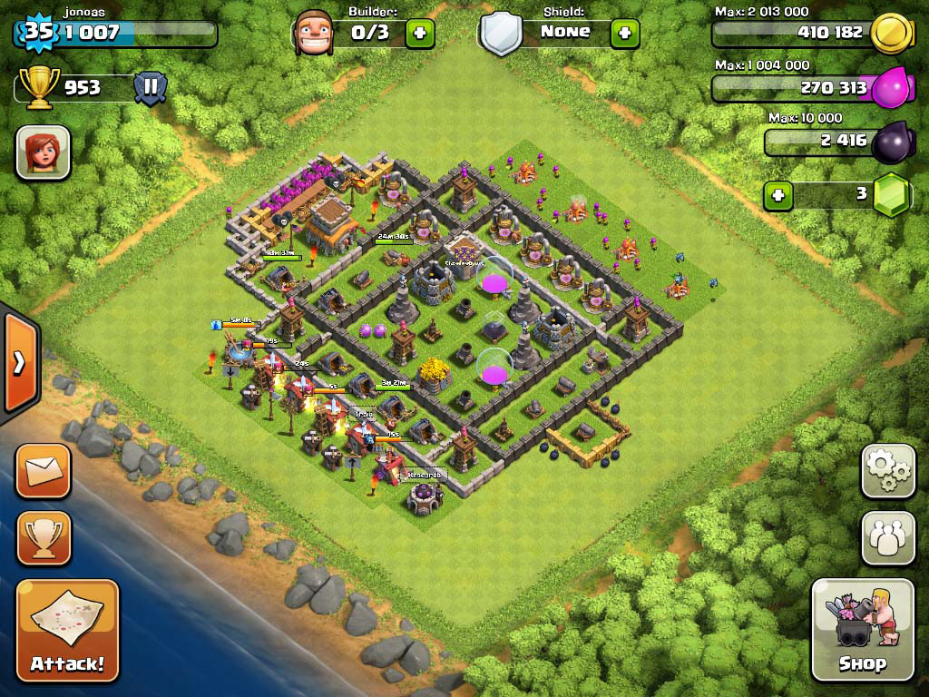 http://i0.wp.com/www.thatsmytop10.com/wp-content/uploads/2014/06/Top-10-Clash-Of-Clans-Town-Hall-Level-8-Defense-Base-Design-5.jpg?resize=1024%2C768 Clash