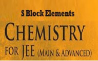 IIT JEE Chemistry S-block Elements Tips and Tricks