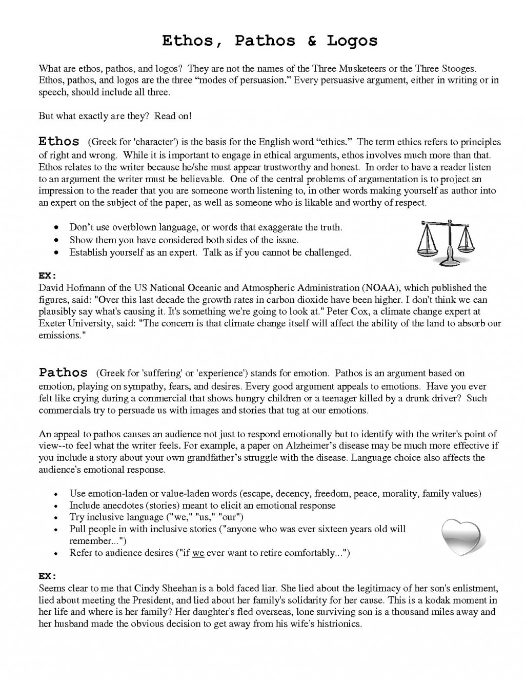004 Essay Example Ethos Pathos Logos Write Best Rhetorical