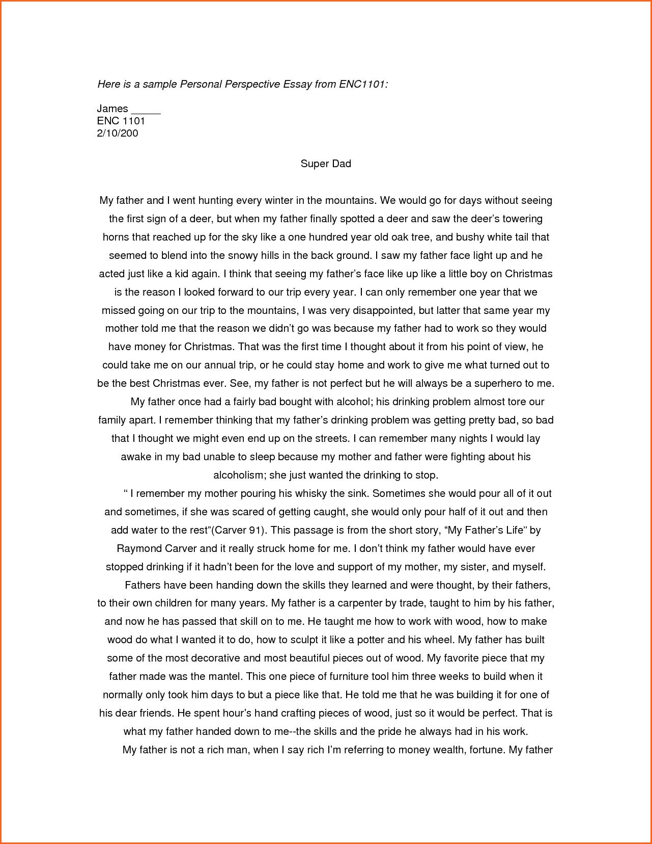 002 Essay Example Personal Thatsnotus