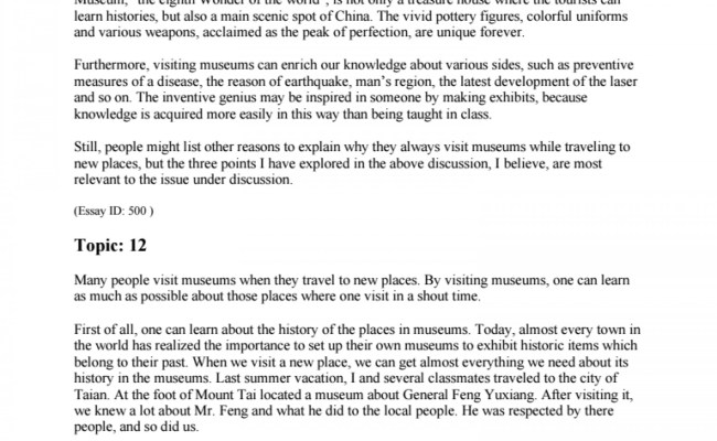 Traveling Essay Sample Cute766
