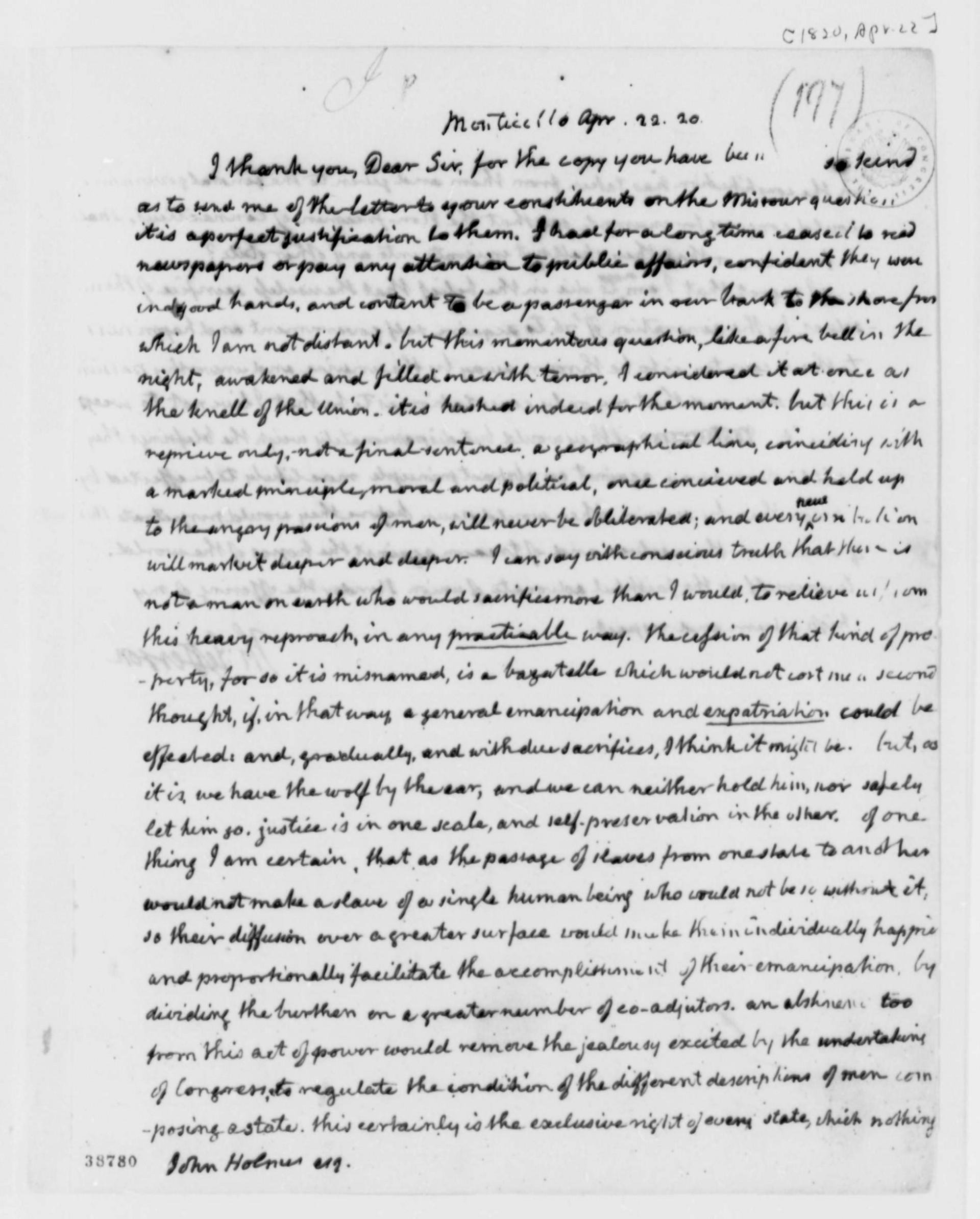 003 Thomas Jefferson Essay Example ~ Thatsnotus
