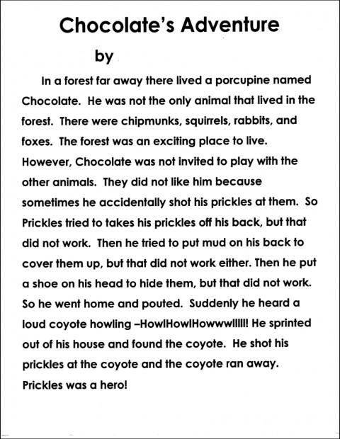 016 Short Story Essays Resume Cv Cover Letter Of L