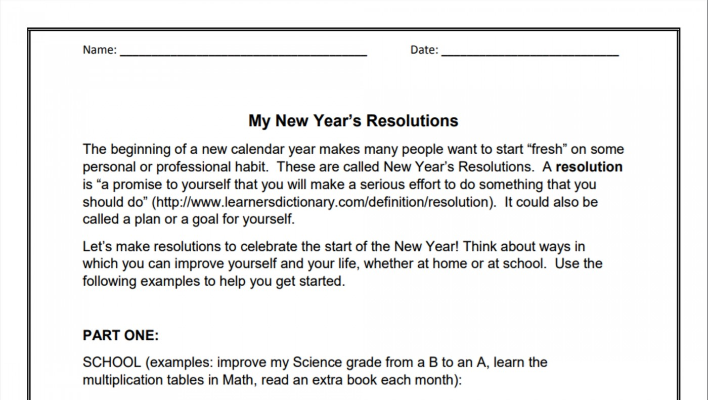 019 Essay Example New Year My Favourite Holiday Brabyns Y6