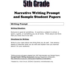 Essay Worksheets 5th Grade   Printable Worksheets and Activities for  Teachers [ 1811 x 1400 Pixel ]