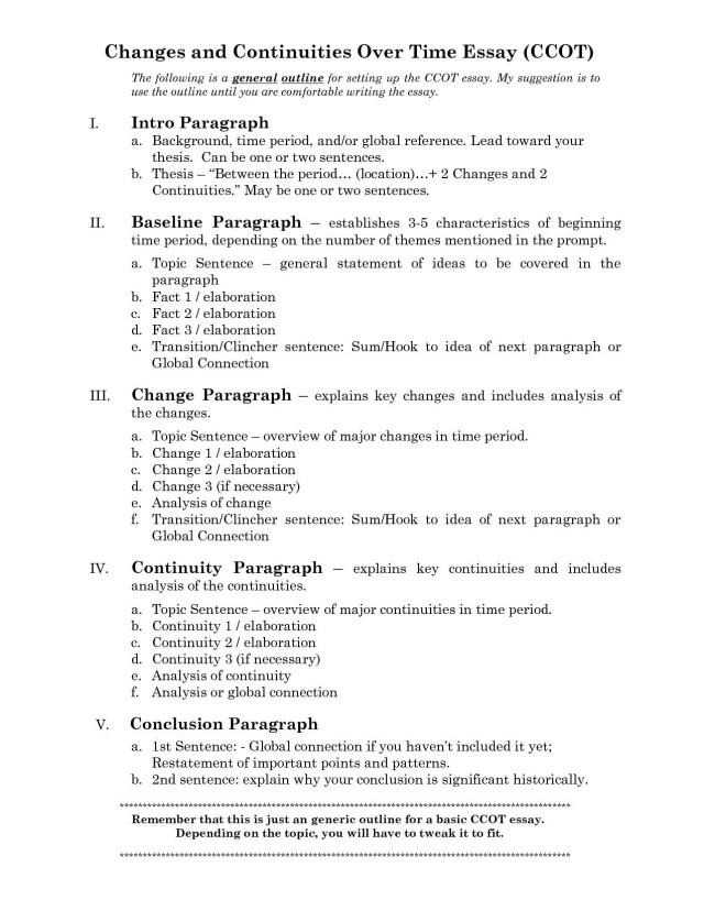 Ap World History Ccot Essay Help, Ap World History Ccot Essay Prompts