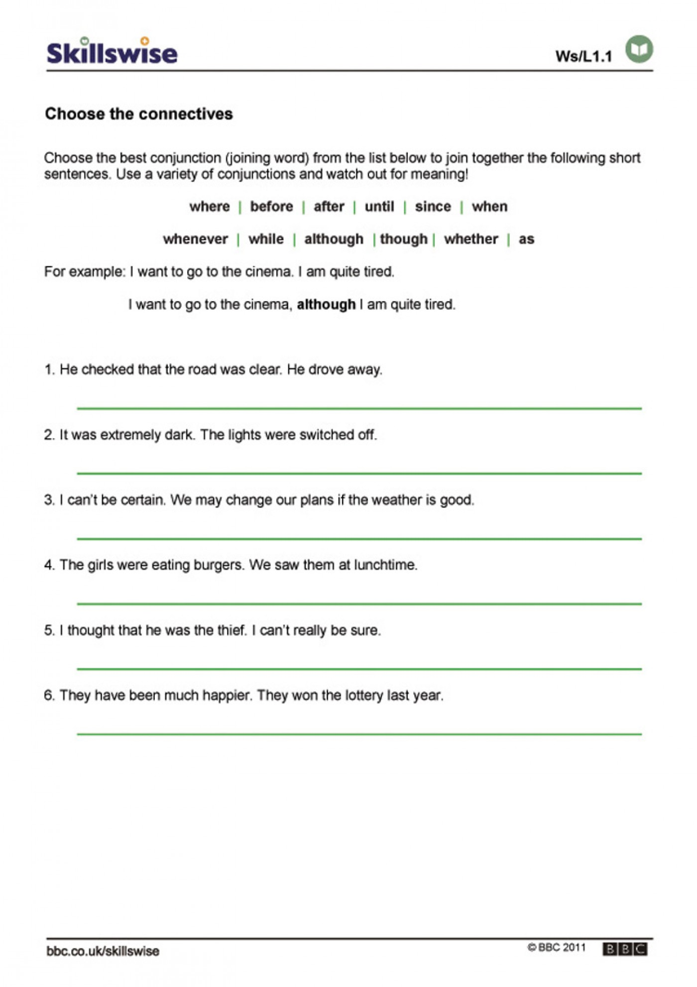 007 Simple Present Tense Writing Creative Tasks 1