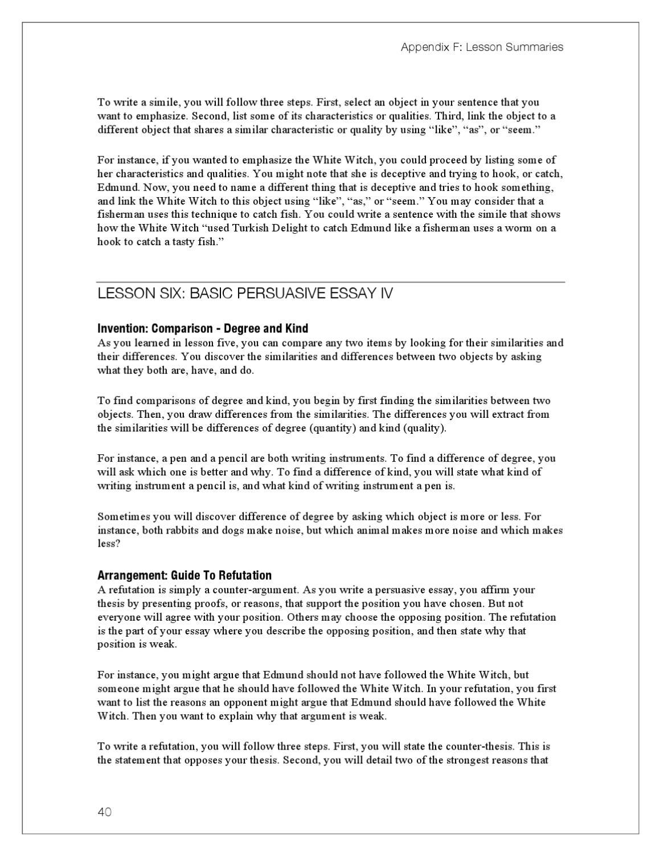 004 Refutation Essay Example Gm Outline Writing