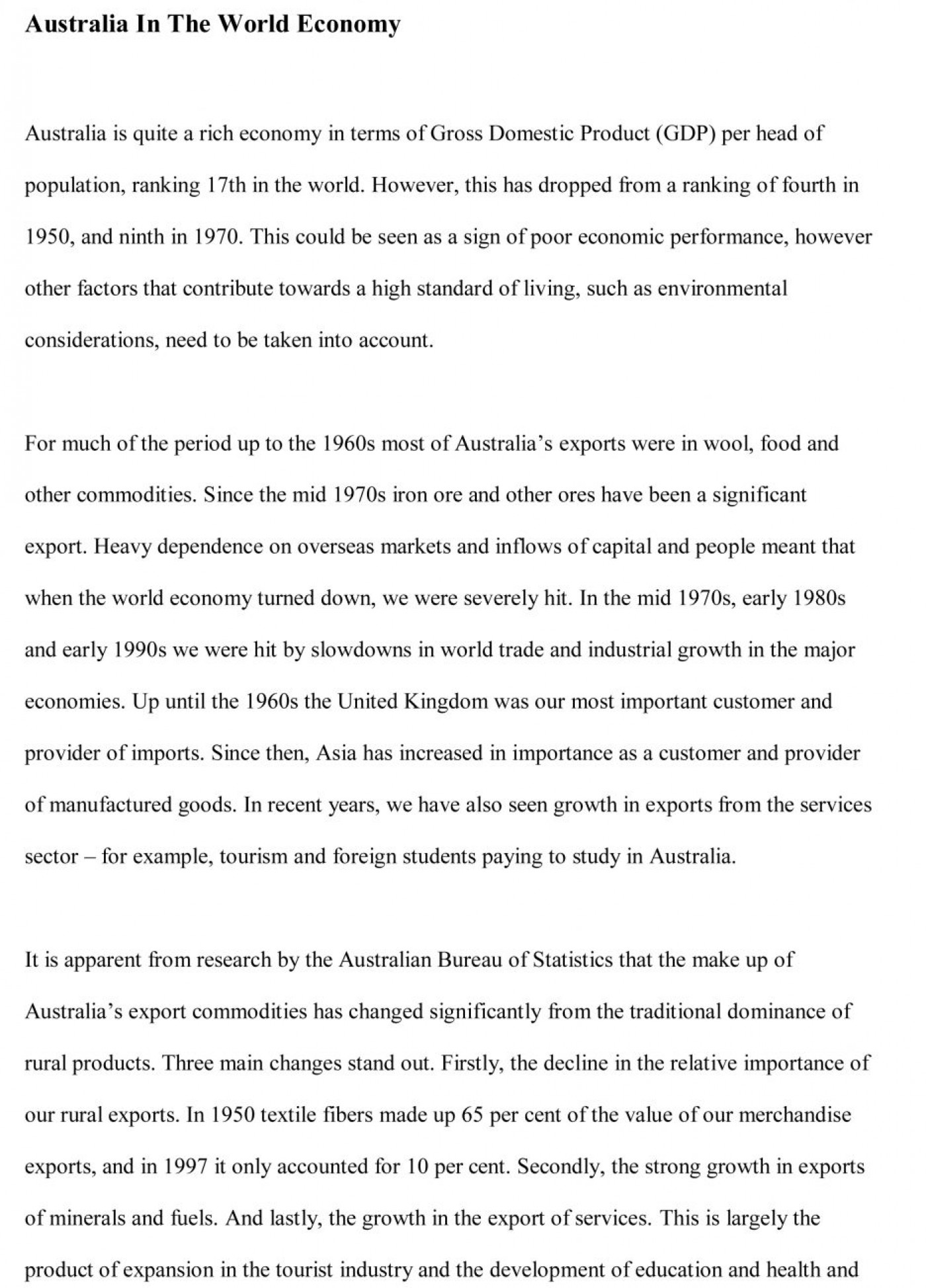 010 This Believe Essays Economics Sample Npr I Narrative