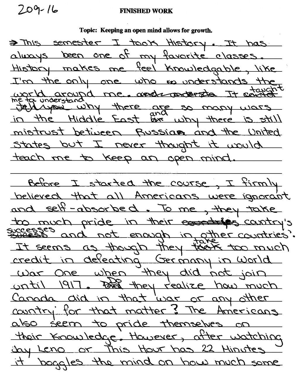 019 Example Of An Argumentative Essay On Persuasion
