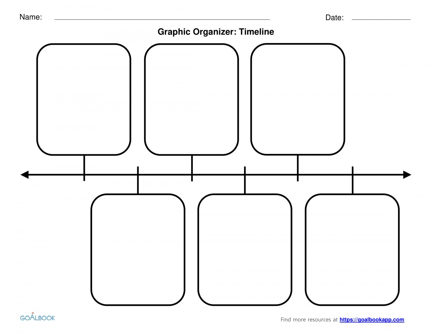 018 03 Timeline Blank Essay Example Five Paragraph Graphic