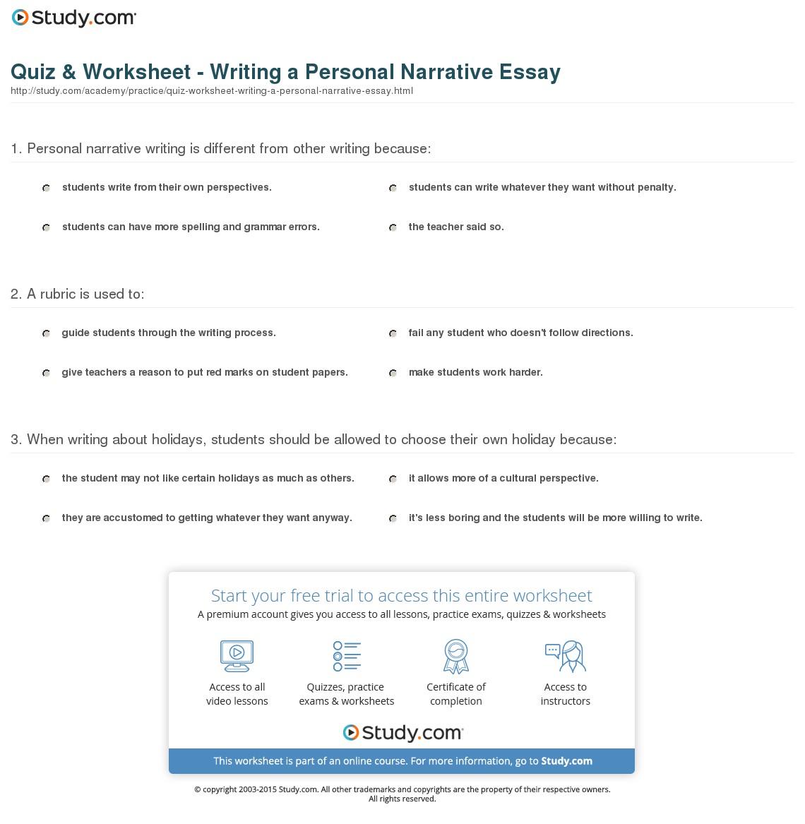004 Narrative Essay Ideas For College Comparend Con