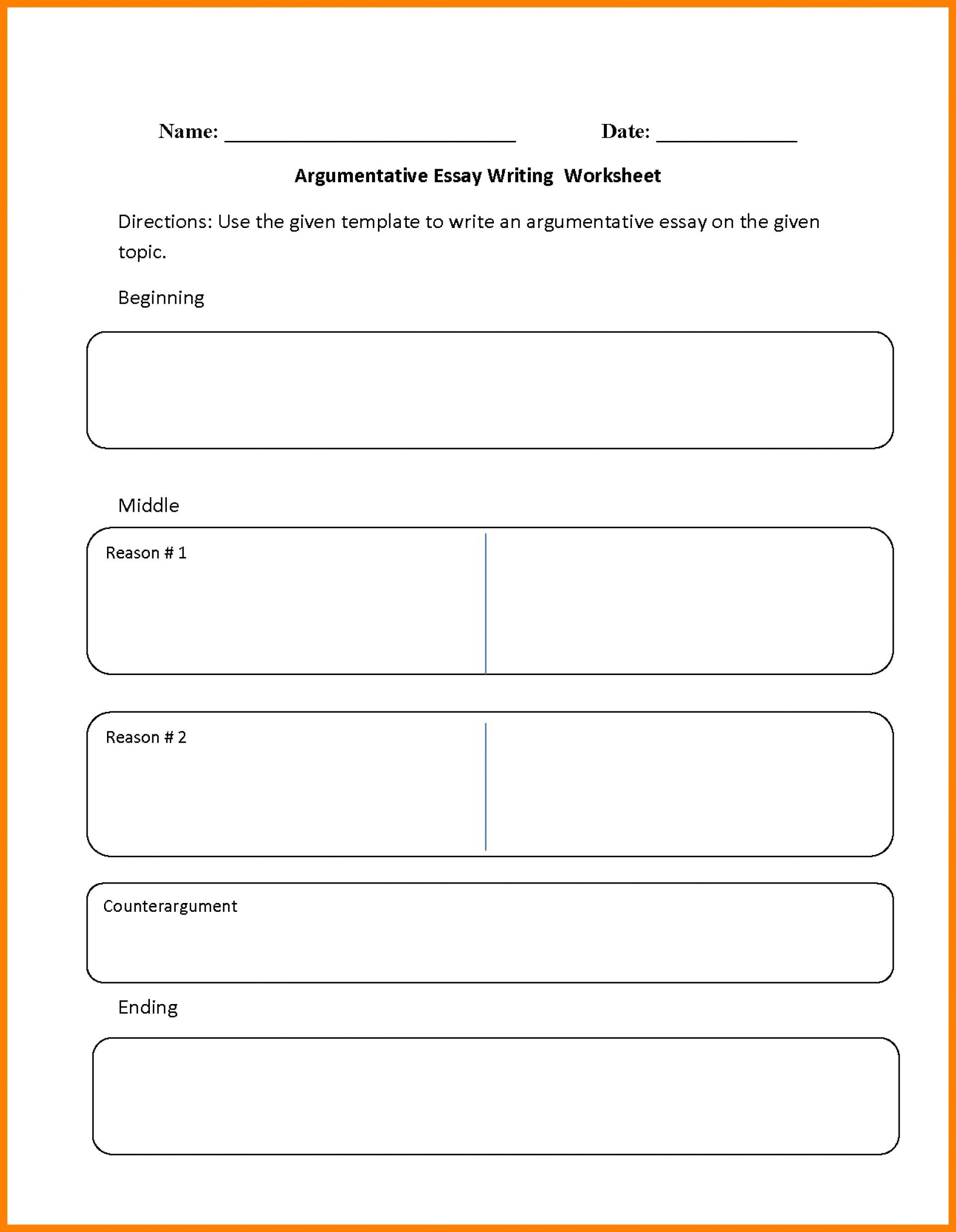 005 Writing An Opinion Essay Creative Tasks 1