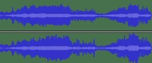 Pink Floyd Echoes Waveform