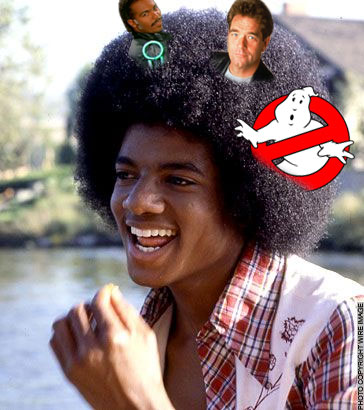 Michael Jackson vs. Huey Lewis vs. Ray Parker Jr.