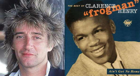 "Rod Stewart vs. Clarence ""Frogman"" Henry"