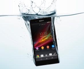 Xperia Z Nanotech Waterproofing