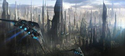 immortal utopian city