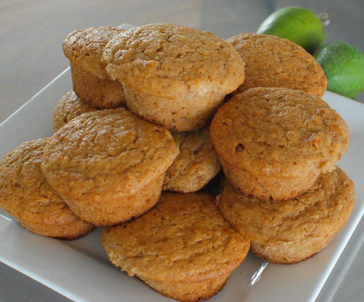 Vanilla & Feijoa Muffins