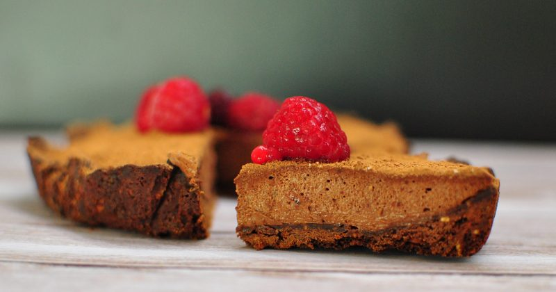 Chocolate-mousse-tart