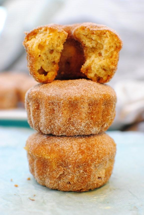Cinnamon-donuts