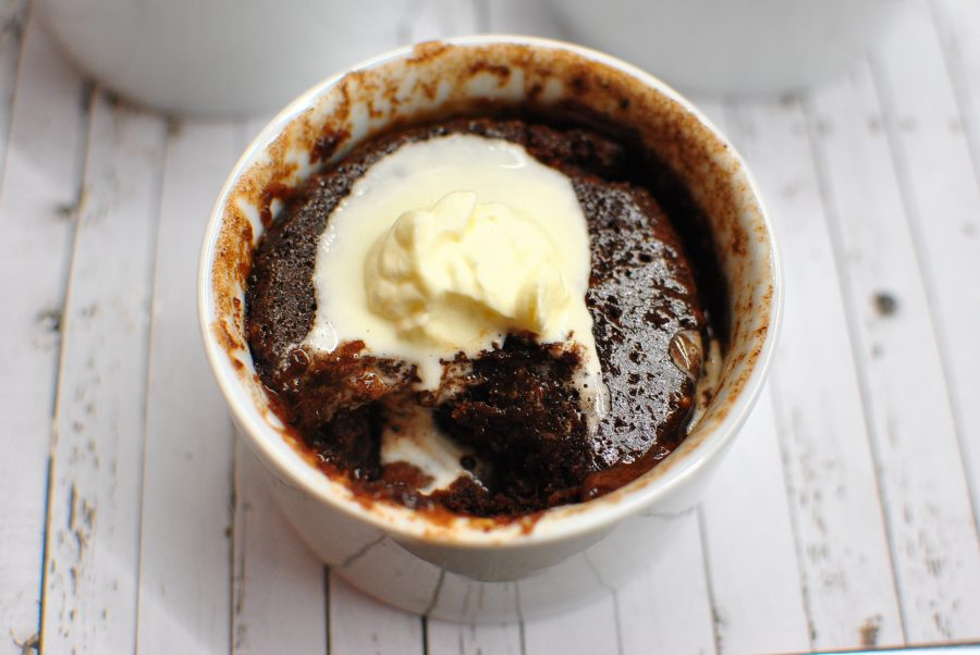 5 Minute Chocolate Pudding