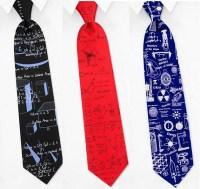 Science neckties  ThatsTheStuff.net