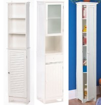 Tall Storage Cabinets - Tall Storage Cabinet For Laundry ...