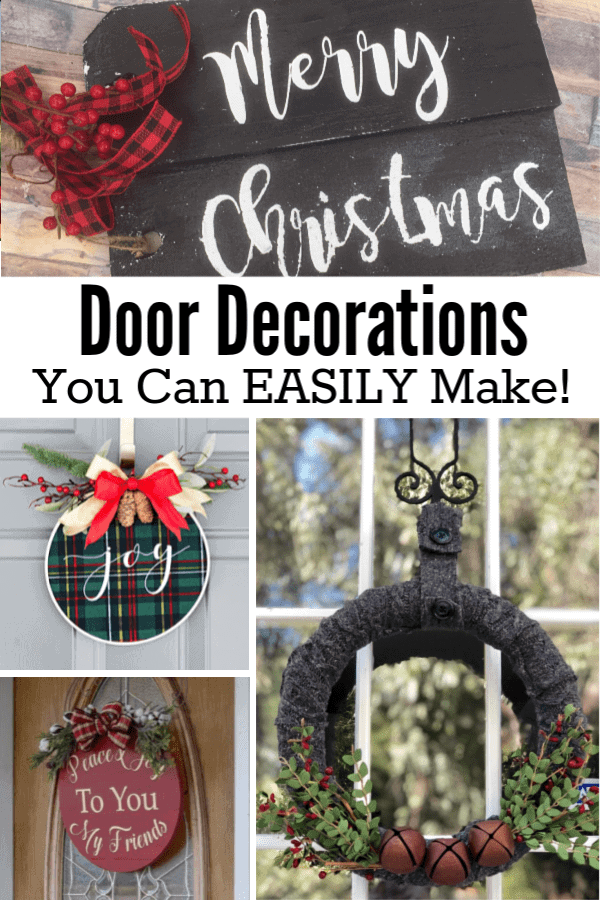 Easy To Make Christmas Decoration