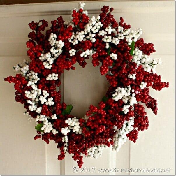 Berry Wreath