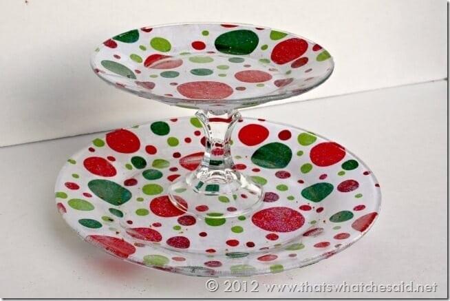 Tiered Platter