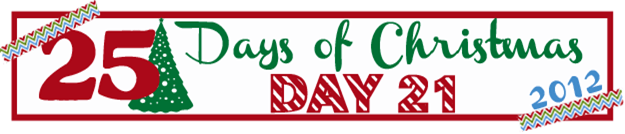 25 Days of Christmas Series at thatswhatchesaid.com