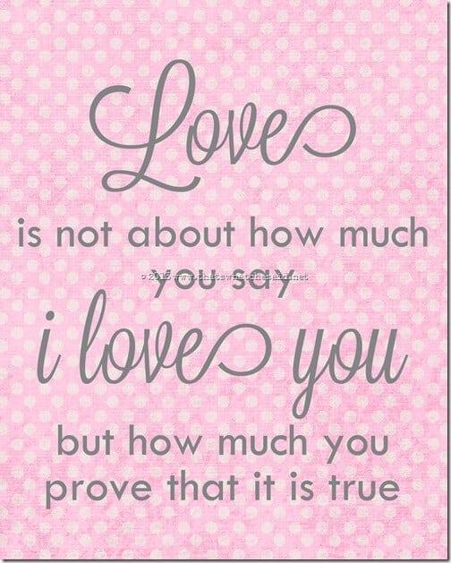 Love Is 8 x 10 grey