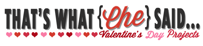 Valentine's Projects Banner