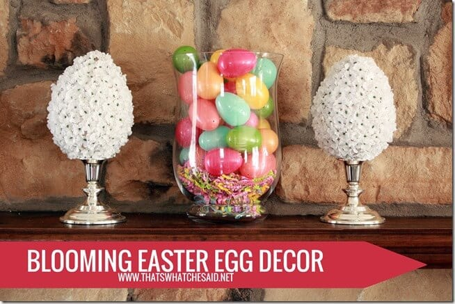 Blooming Easter Decor