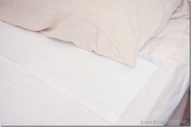 GoodNite Bed Mats 1