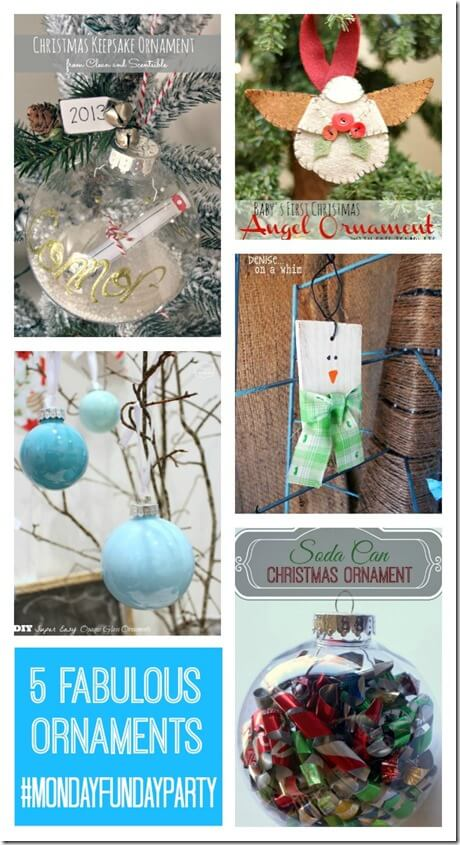 5 DIY Ornaments at thatswhatchesaid.net_
