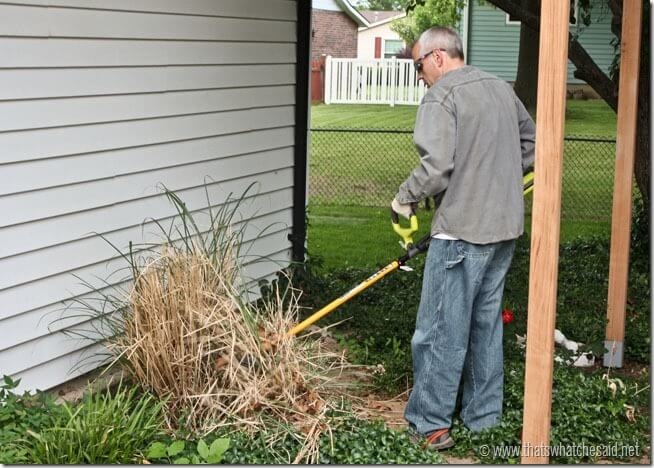 7 Ways to Get your Yard Ready for Summer with thatswhatchesaid.net